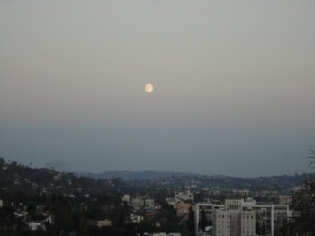 The Moon at Yamashiro