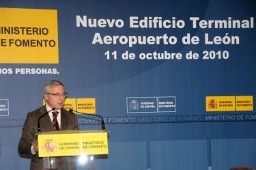 Blanco en León 11 de octubre de 2010