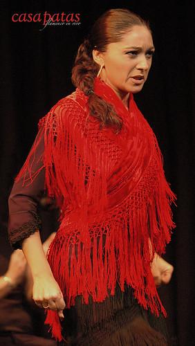 Mónica Fernández en Casa Patas. Foto: Martín Guerrero