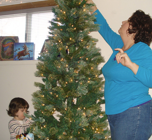 Tree Decorating Party