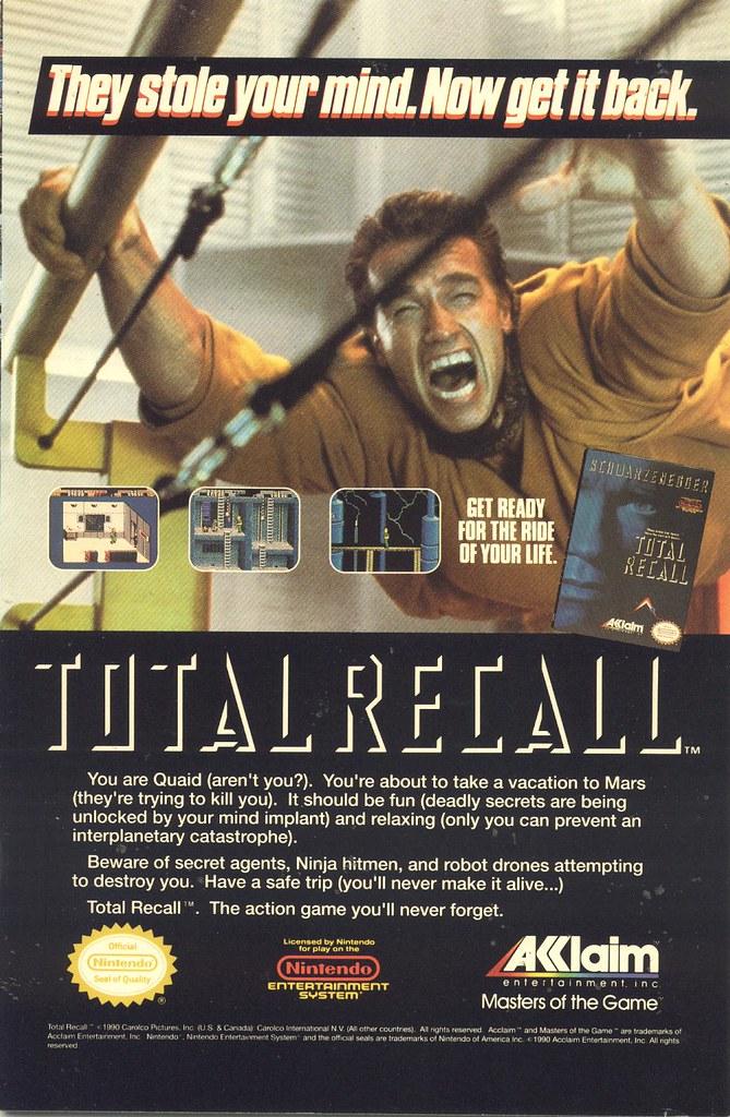 NES Total Recall