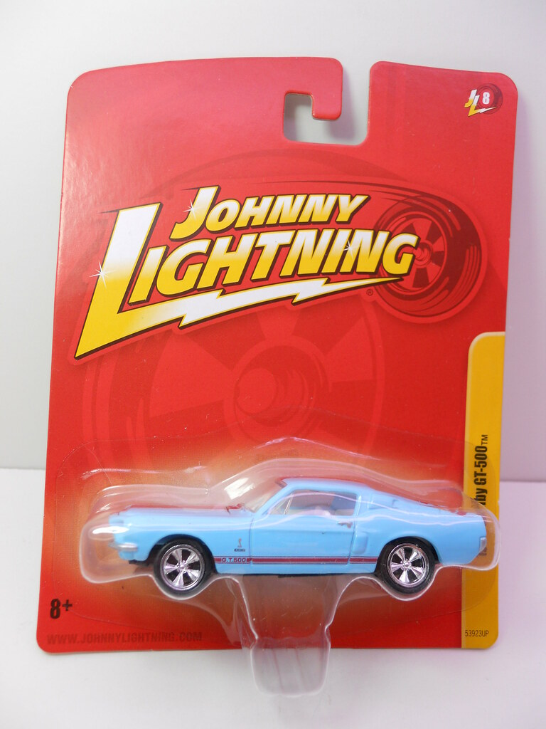 johnny lightning 1967 ford shelby gt500 (1)