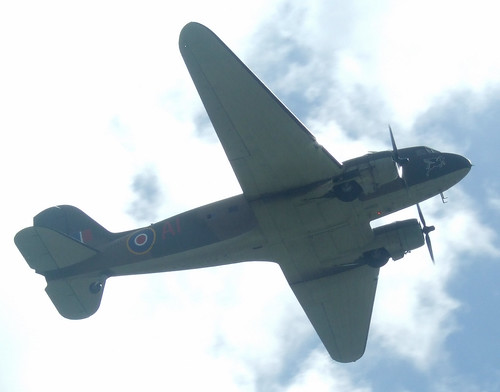 BBMF's Dakota Flypast