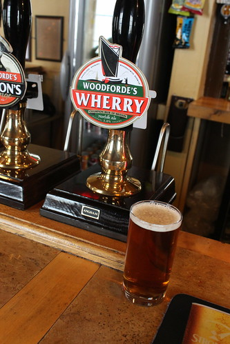 A half pint of Wherry