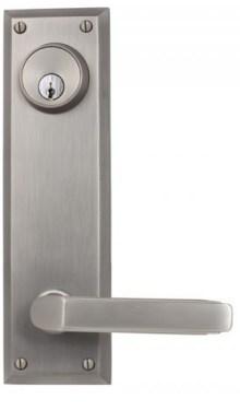 Emtek Quincy lock set
