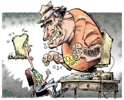cyberstalking