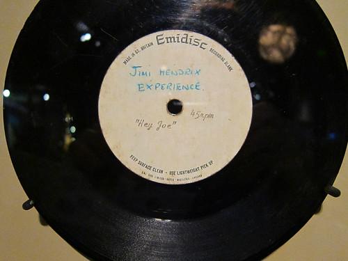 Original Hey Joe Record
