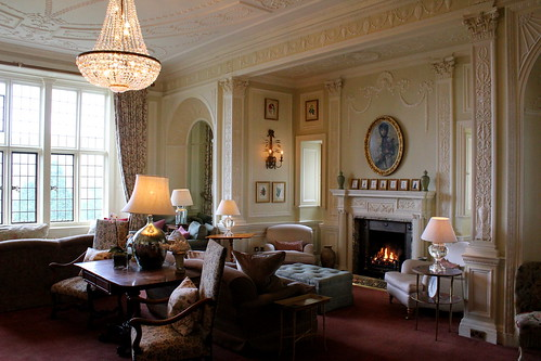 Ladies' sitting room