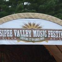 Ossipee Valley Bluegrass Festival Concert Review and Photography Notes