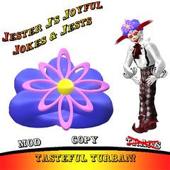 Tasteful Turban Poster