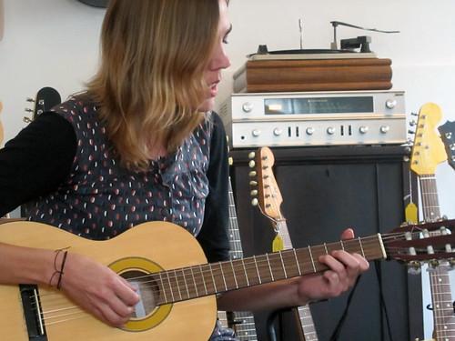 Liz Durrett of Crooked Fingers