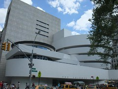 New York - Guggenheim Museum (1)
