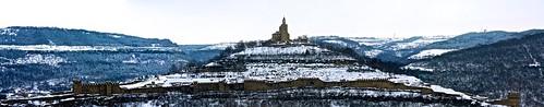 Tsarevets Panorama