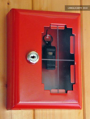 Sistema anti-incendios