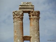 Sarmada Columns