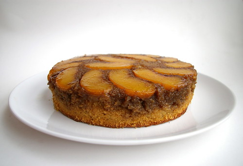 Peach Upside Down Cake III