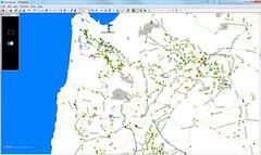 Screenshot of my map in gpsmapedit