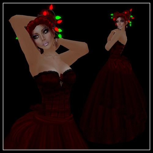 Charlotte Gown from Kouse's Sanctum