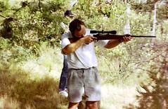 Shooting near Orange