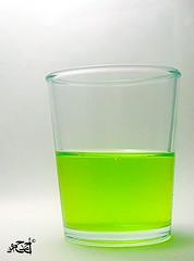 Optimism/Pessimism: Half Full Or Half Empty ?!