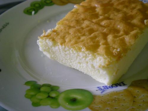 Mel's Japanese baked cheesecake 3