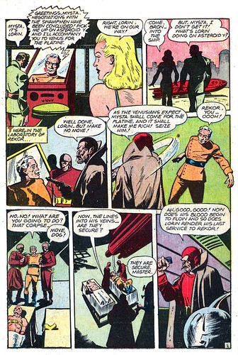 Planet Comics 47 - Mysta (March 1947) 01