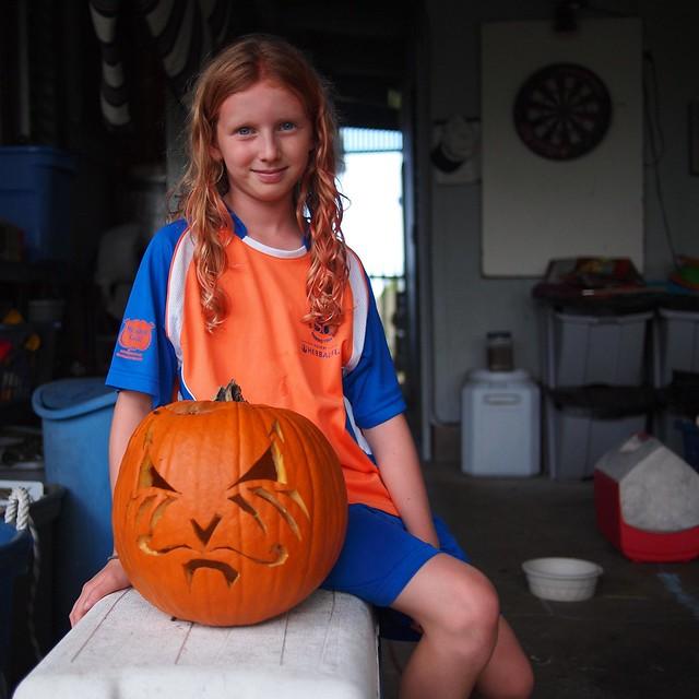 Momi's Pumpkin