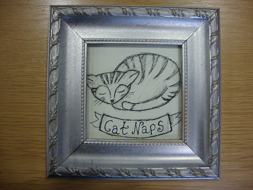 Cat Naps for Winter craft fair in Lewisham
