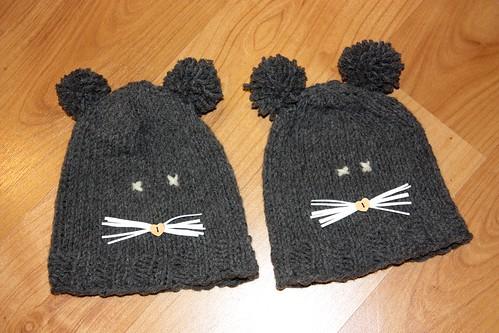 Mouse hats