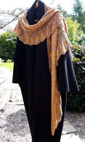 semele shawl