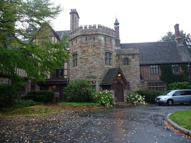Main Entrance Higgins House