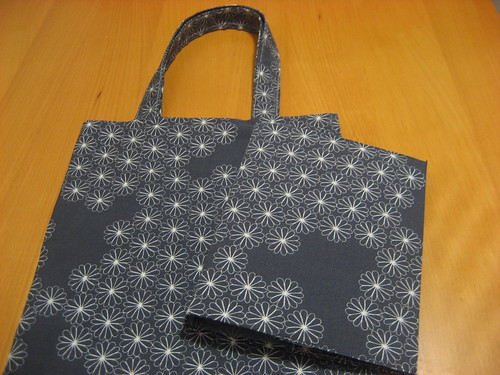 Tote & Daily Planner Cover Set