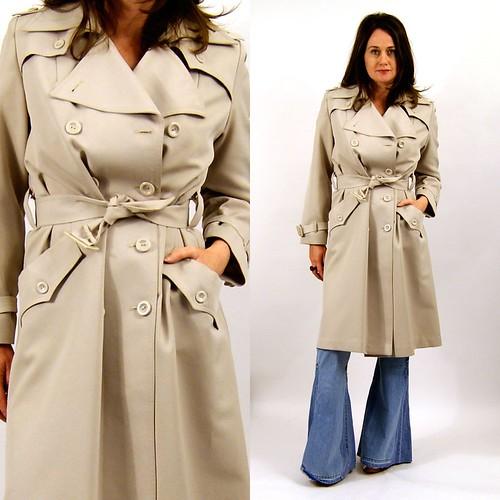 coat trench trenchcoat