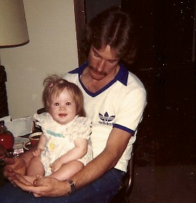 me, 6 months old