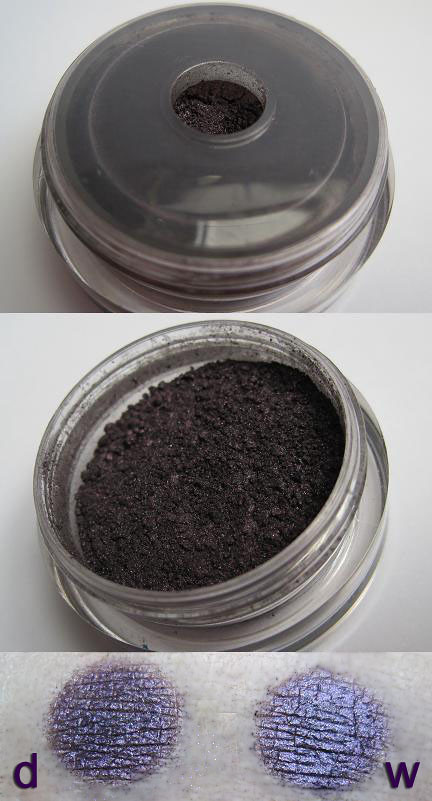 MUA Eye Dust Shade 6-2