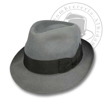 Sombrero Clásico de Sombrerería Albiñana fac69e37023