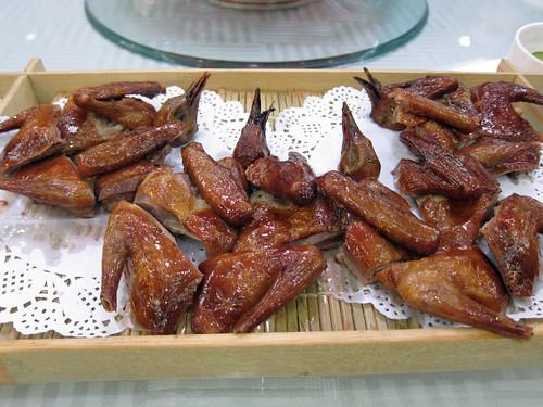 Roasted Pigeons