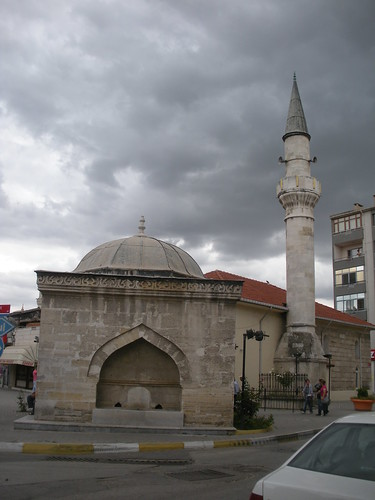 Small mosque in Babaeski