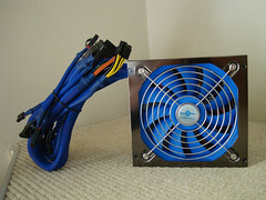 Vantec ioN2+N 600W power supply unit