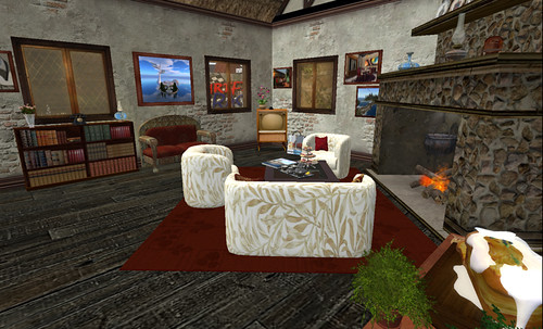 Treet.TV Expo: Inside the Designing Worlds House