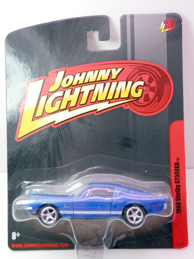 JOhnny Lightning 1968 Shelby GT500KR (1)