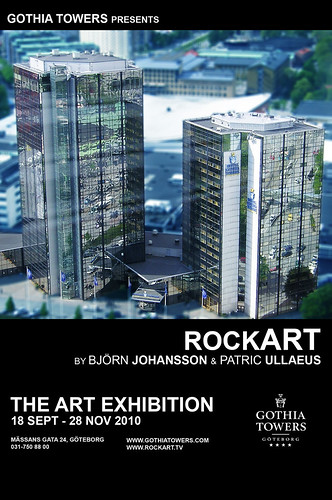 RockART @ Gothia Towers