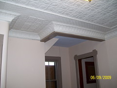 Devendorf kitchen ceiling