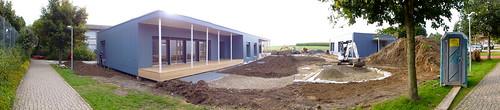 Neuer Kindergarten und Tagesschule