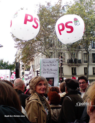 manifestation du 2 octobre 2010