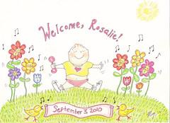 Welcome, Rosalie
