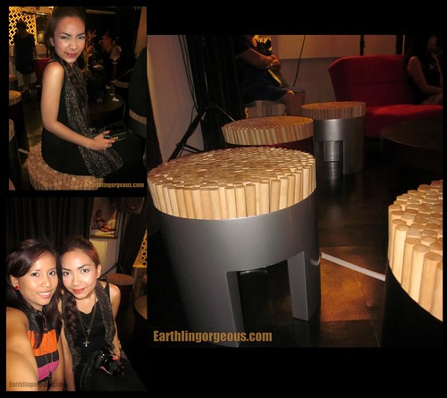 with Bessy @ the House of Vanita