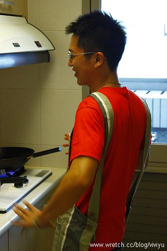 [聚會]2010桃桃幫秋季會.峰大主廚到你家 @VIVIYU小世界