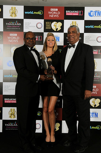 Jamaica celebra grandes triunfos en premios anuales al turismo mundial