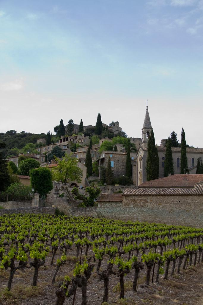 La Roque-sur-Ceze 20100503-IMG_7448